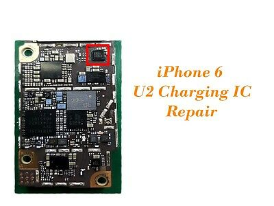 iPhone 6/ iPhone 6 Plus U2 Charging IC Repair