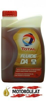1l Total Fluide DA Synthetisches Hydraulikfluid 1 Liter MB 345.0