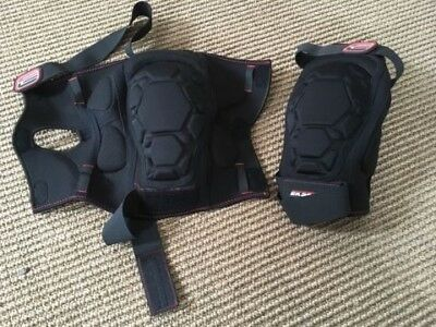 Ekselsior LITE MOTORCYCLE KNEE GUARDS ARMOUR PADS