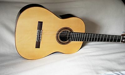 Classical Guitar - Michael Thames inspired Double Top  by Thomas Keith England