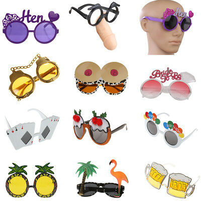 Funny Party Glasses Sunglasses Costume Eyeglasses Party Fancy Dress