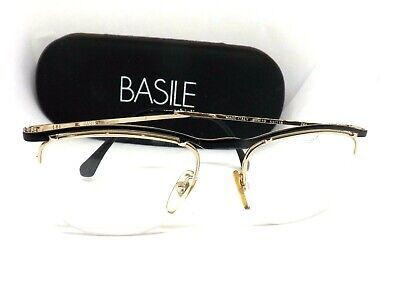 Occhiali Da Vista Basile Glasses Frame Brille Made In Italy Lunettes Eyewear