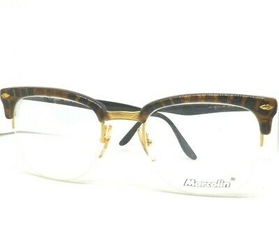 MARCOLIN OCCHIALI DA VISTA MADE IN ITALY retrò vintage glasses LUNETTES FRAME