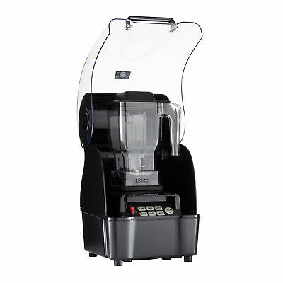 JTC OmniBlend Commercial Blender With Sound Enclosure Smoothie Ice Crusher