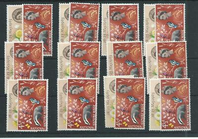 wbc. - GB - COMMEMS - 1963 - NATURE WEEK. - UNMOUNTED  MINT - TWELVE SETS