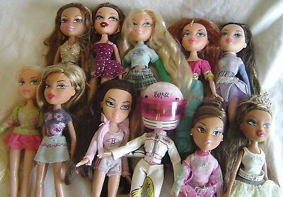 Vintage Bratz Dolls 2006 ( Your Choice)