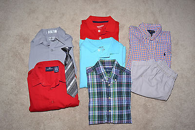 Boy's Lot of 8 mixed items, size 7, Polo and more