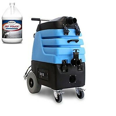 7000SX Flood Hog Flood Extractor and One Case (4 Gallons) of Mo' Power Carpet...