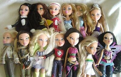 Vintage Bratz Dolls 2007 ( Your Choice)