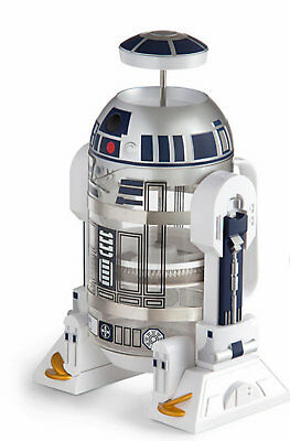 Star Wars Coffee Press French R2D2 ThinkGeek 32 Oz