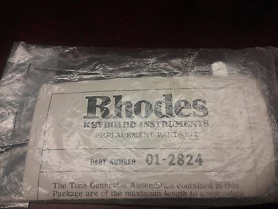 Rhodes Keyboard Instruments Replacement Parts Kit Part Number 01-2824