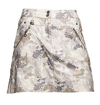 (10) - Daily Sports Chelsea Skort Bark Camo. Free Delivery