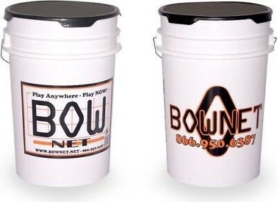 BowNet 22.7l Empty Ball Bucket. Free Delivery