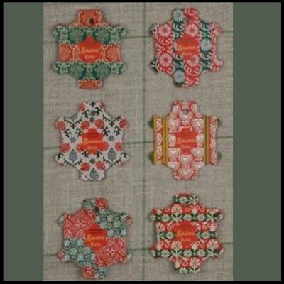 SAJOU FRENCH Reproduction Thread Cards