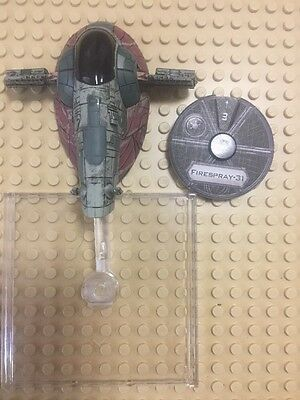 Star Wars X-wing - Firespray  And Dial