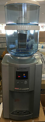 BENCH TOP Water Cooler Dispenser HOT & COLD With Awesome Water Bottle Filter