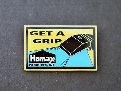 Home Depot Homax Vendor Pin