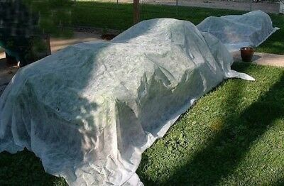10x50ft Row Cover Plant Blanket for Frost Protection Terrible Weather Resistant