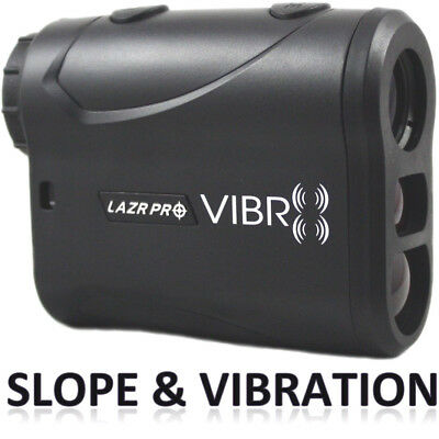 LAZRPRO 700 YD GOLF LASER RANGE FINDER S600AG with FLAG-LOCK SLOPE VIBRATION BLK