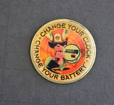 Home Depot Energizer Vendor Pin