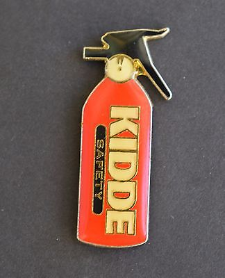 Home Depot Kidde Safety Vendor Pin
