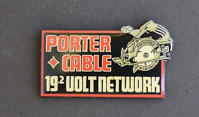 Home Depot Porter Cable 19v Network Vendor Pin
