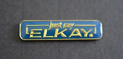 Home Depot Elkay Vendor Pin