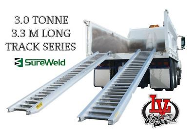 Sureweld 3.0T Loading Ramps 7/3033T Track Series