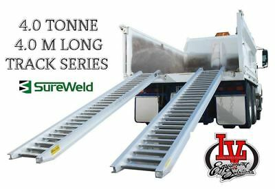 Sureweld 4.0T Loading Ramps 7/4040T Track Series