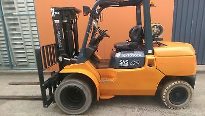 Toyota 02-7Fg40 4.0T Forklift Sn-31841, Nissan, Hyster, Tcm, Mitsubishi, Crown