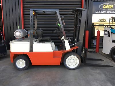 Nissan 3.0T Forklift - Gas, Toyota, Hyster, Tcm, Mitsubishi, Crown