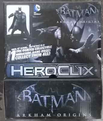 Batman Arkham Origins Heroclix Box New