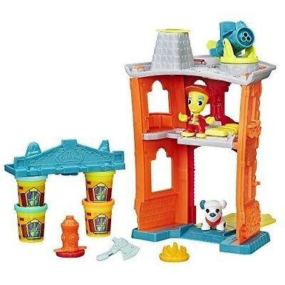 Play-Doh Town Firehouse by Play-Doh. Brand New