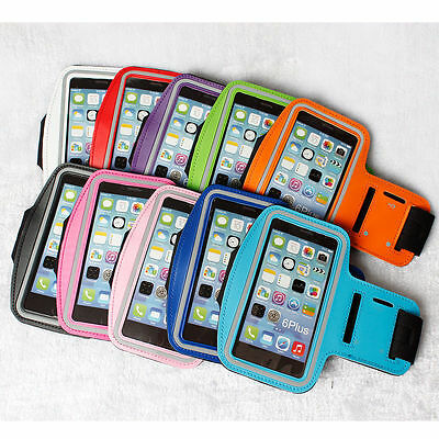 Jogging Cellphone Armband Case Holder Mobile Cover For iPhone 6 7Plus 6S