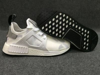 best service 9d35e 7c03e ADIDAS NMD ALL WHITE XR1 Duck Camo LX flux ultra boost black blue red 1 R1  japan