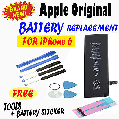 Genuine Original Battery For Apple iPhone 6 6G Internal 3.8V 1810mAH