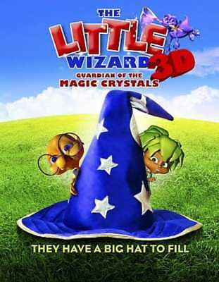The Little Wizard: Guardian of the Magic Crystals NEW DVD