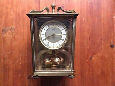 Schatz Mantle Clock Model 53 400 Day