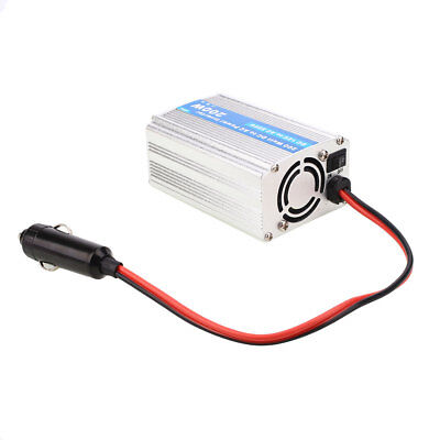 200W Car Auto Inverter 12V DC to 220V AC Charger Power Adapter For Laptop
