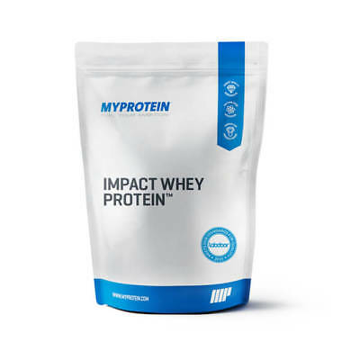 Impact Whey Protein - Strawberry Jam Roly Poly 2.5Kg - MyProtein