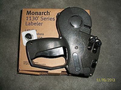 Monarch brand new label printer 1136 (date and price 2 lines)