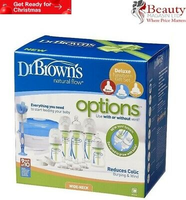 Dr Brown's Options Gift Set