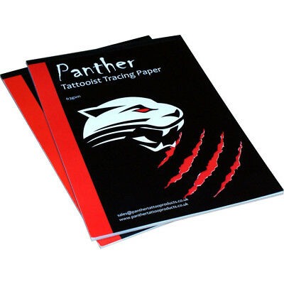 Tattoo A4 63gsm High Quality Tracing Paper, Panther Tracing Paper