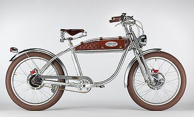 Italjet Ascot Classic - Electric Bicycle