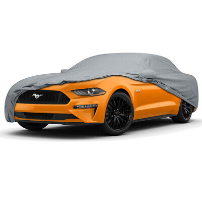 [CSC] Waterproof Custom Fit Car Cover For Ford Mustang GT 1995 1996 1997-2004