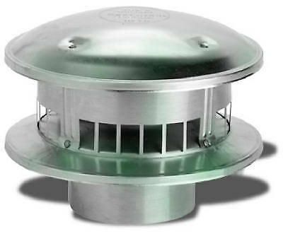 "Selkirk 105800 Type ""B"" Gas Vent 5-Inch Round Top"