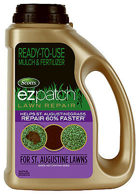 Scotts Lawns 17520 EZ Seed Patch For St. Augustine Grass, 3.75-Lb.
