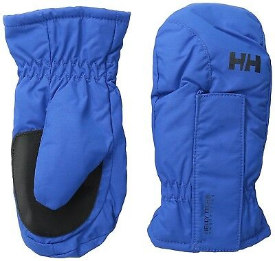 (5, Blue) - Helly Hansen K Padded Mittens – Mittens Unisex. Shipping Included