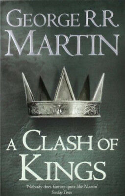 A Clash of Kings A Song of Ice and Fire, Book 2 George RR Martin *Digital eBook*