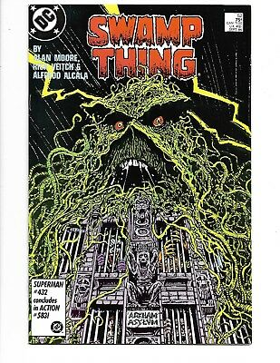 Swamp Thing #52 (Sep 1986, DC) VF